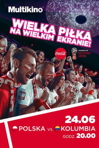 FIFA 2018: Polska - Kolumbia