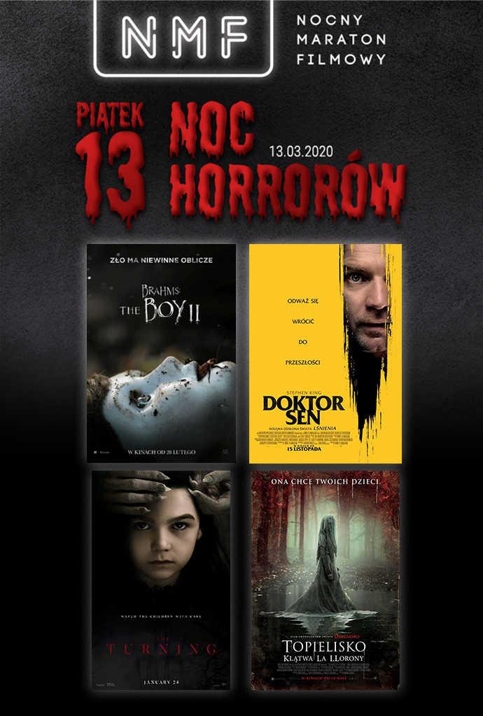 NMF: Noc Horrorów
