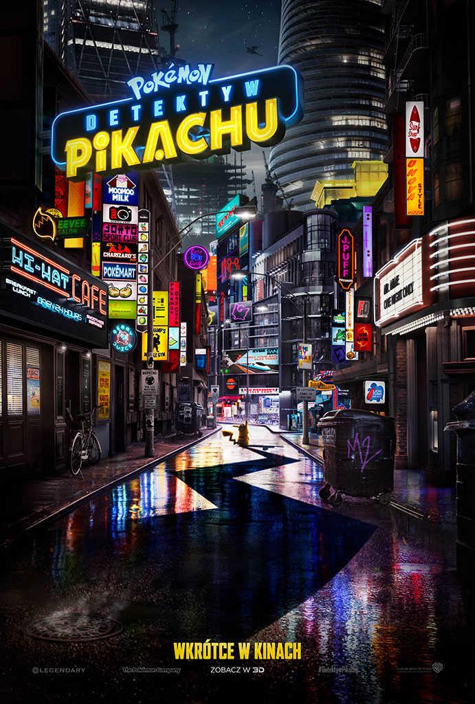 Pokémon Detektyw Pikachu