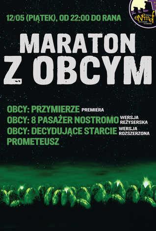 Enemef: Maraton z Obcym z premierą Obcy: Przymierze