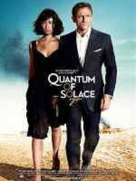 007 Quantum of Solace