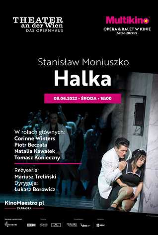 Halka z Theater an der Wien