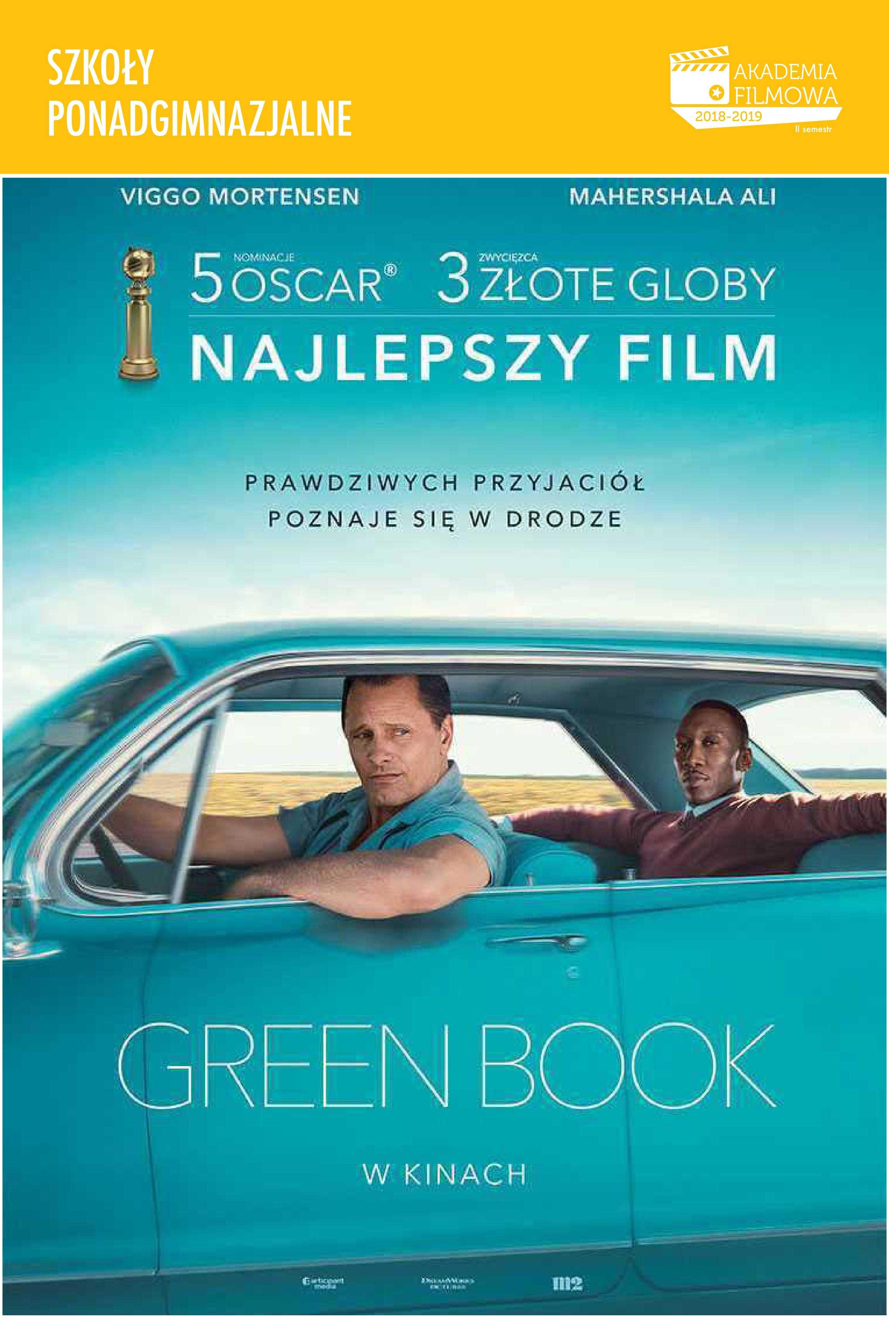 AFM/GREEN BOOK