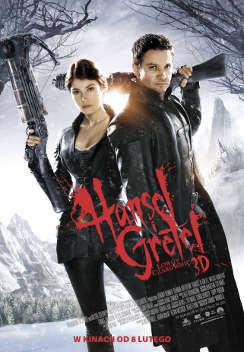 Hansel i Gretel: łowcy czarownic 3D