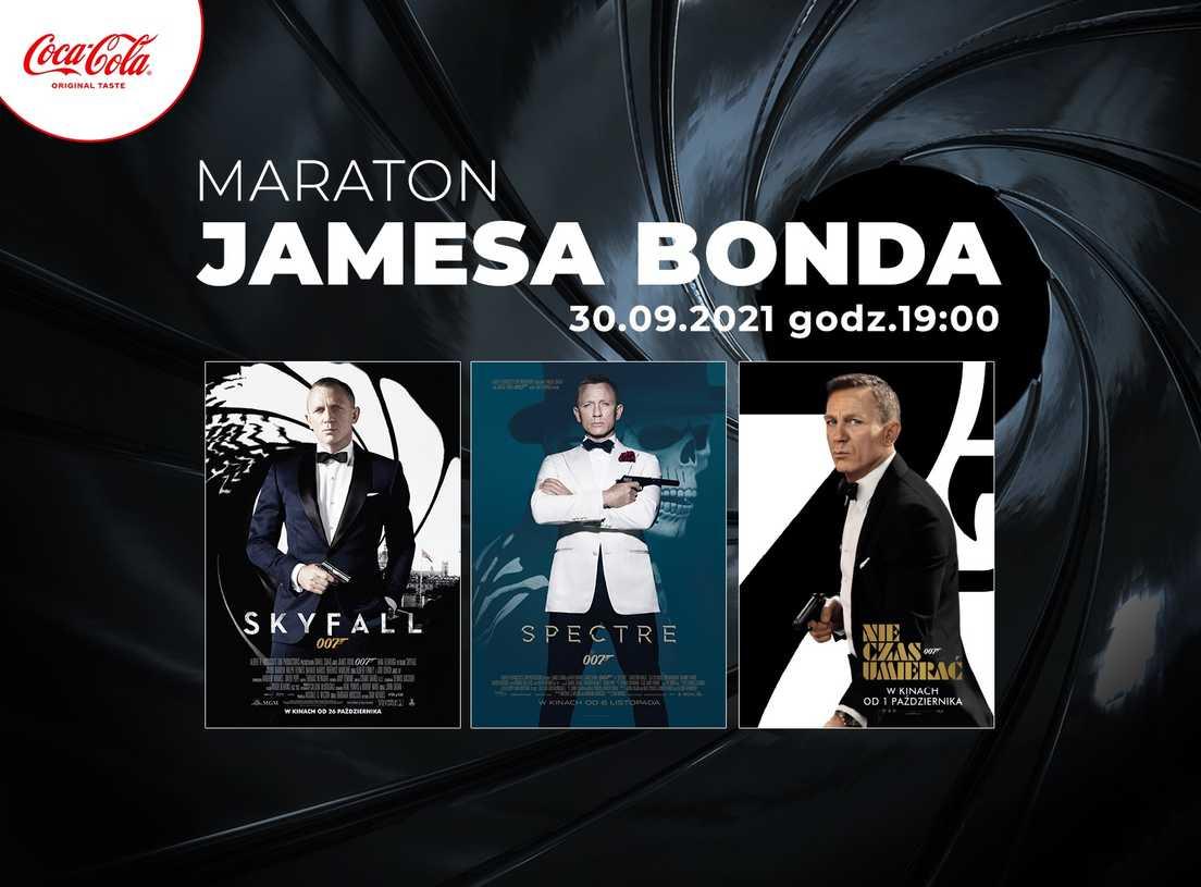 NMF: MARATON JAMESA BONDA