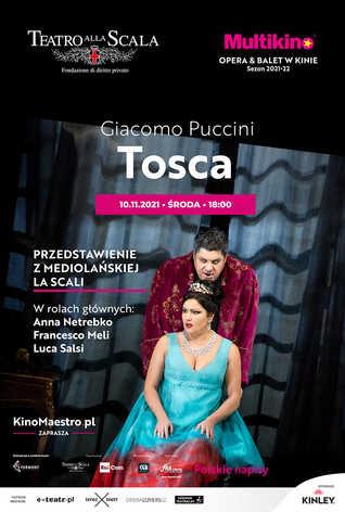 Tosca z Teatro alla Scala
