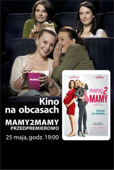 Kino na Obcasach: MAMY2MAMY