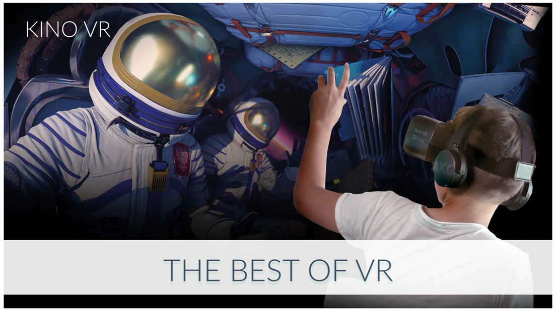 Multikino VR: The best of VR