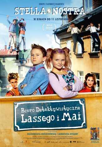 AFM /SP kl. IV-VI/ Biuro detektywistyczne Lassego i Mai. Stella Nostra