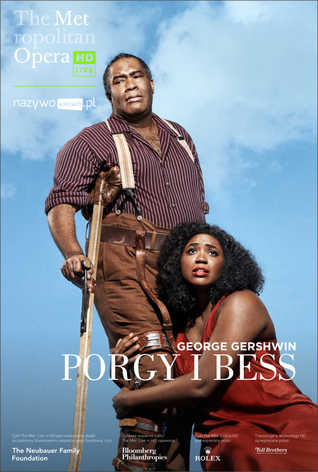 Met Opera: Porgy i Bess LIVE