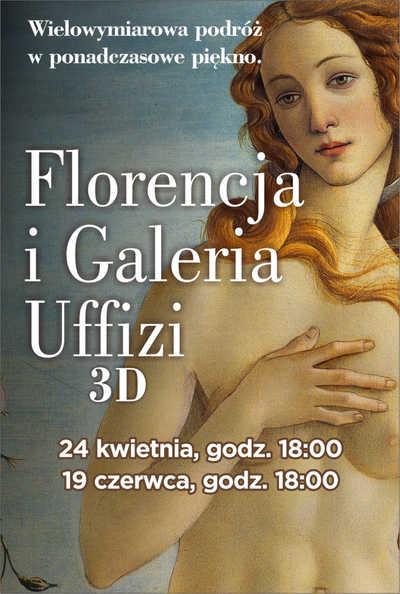 Wystawa na ekranie: Galeria Uffizi we Florencji