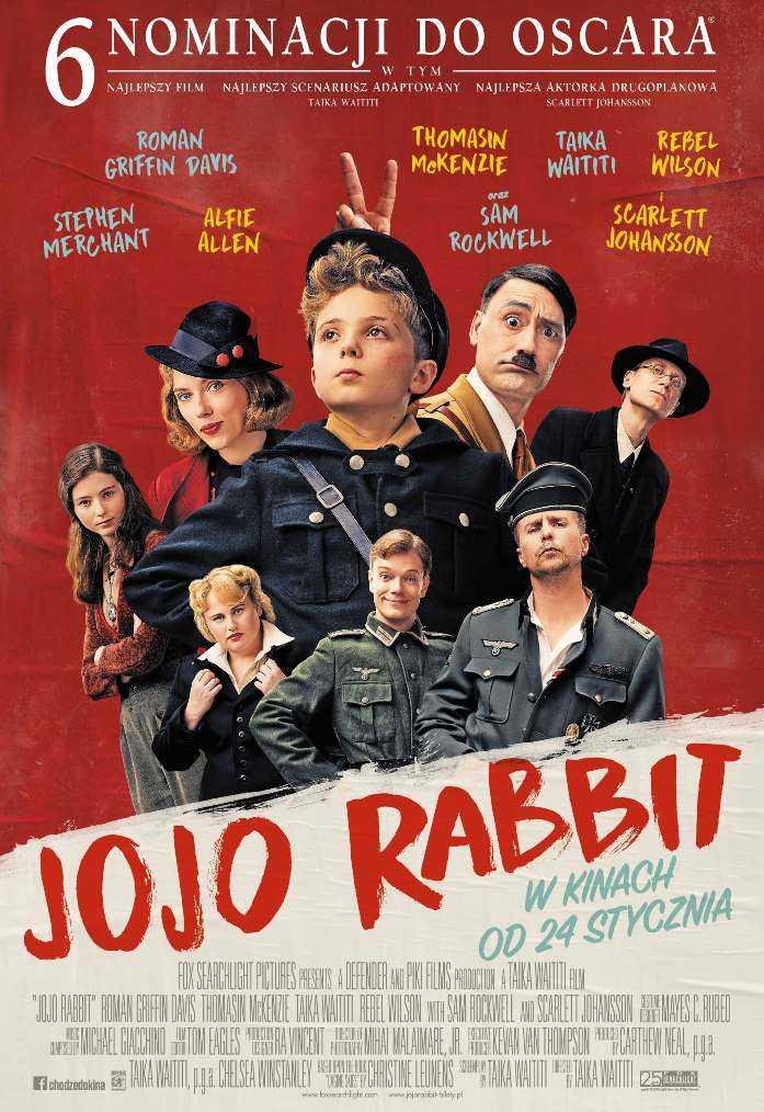 Jojo Rabbit Kino