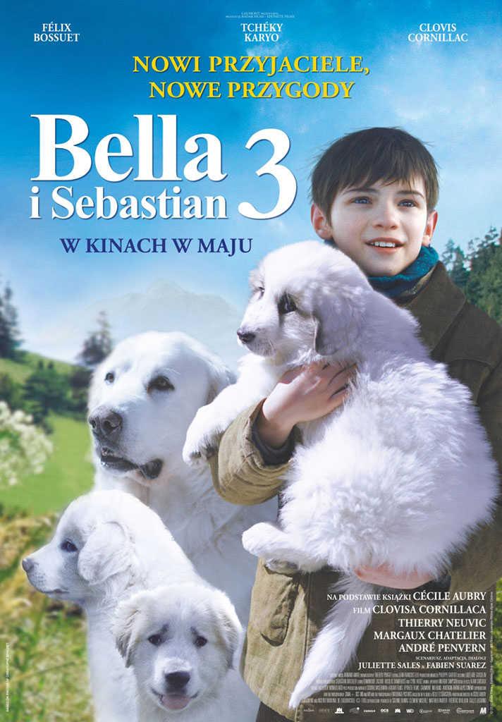Znalezione obrazy dla zapytania Bella i Sebastian 3