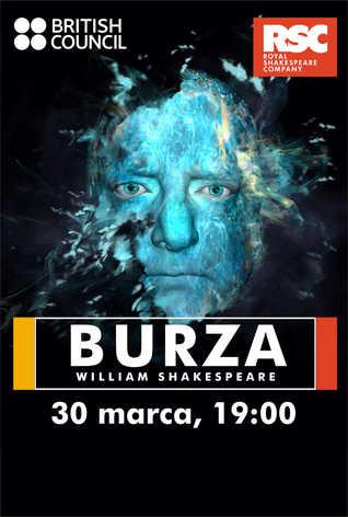 Royal Shakespeare Company: Burza