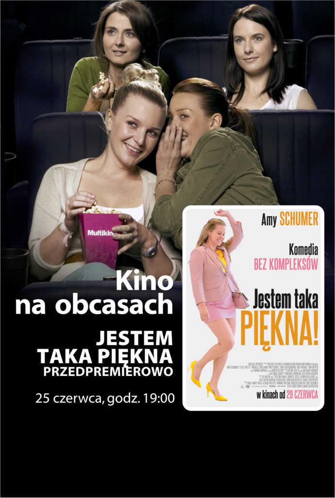 Kino na Obcasach: Jestem taka piękna!