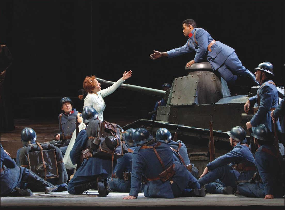 Met Opera: Córka pułku