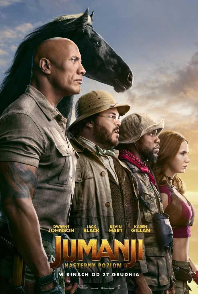 Kino Jumanji 2