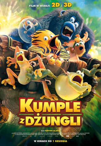 Kumple z dżungli