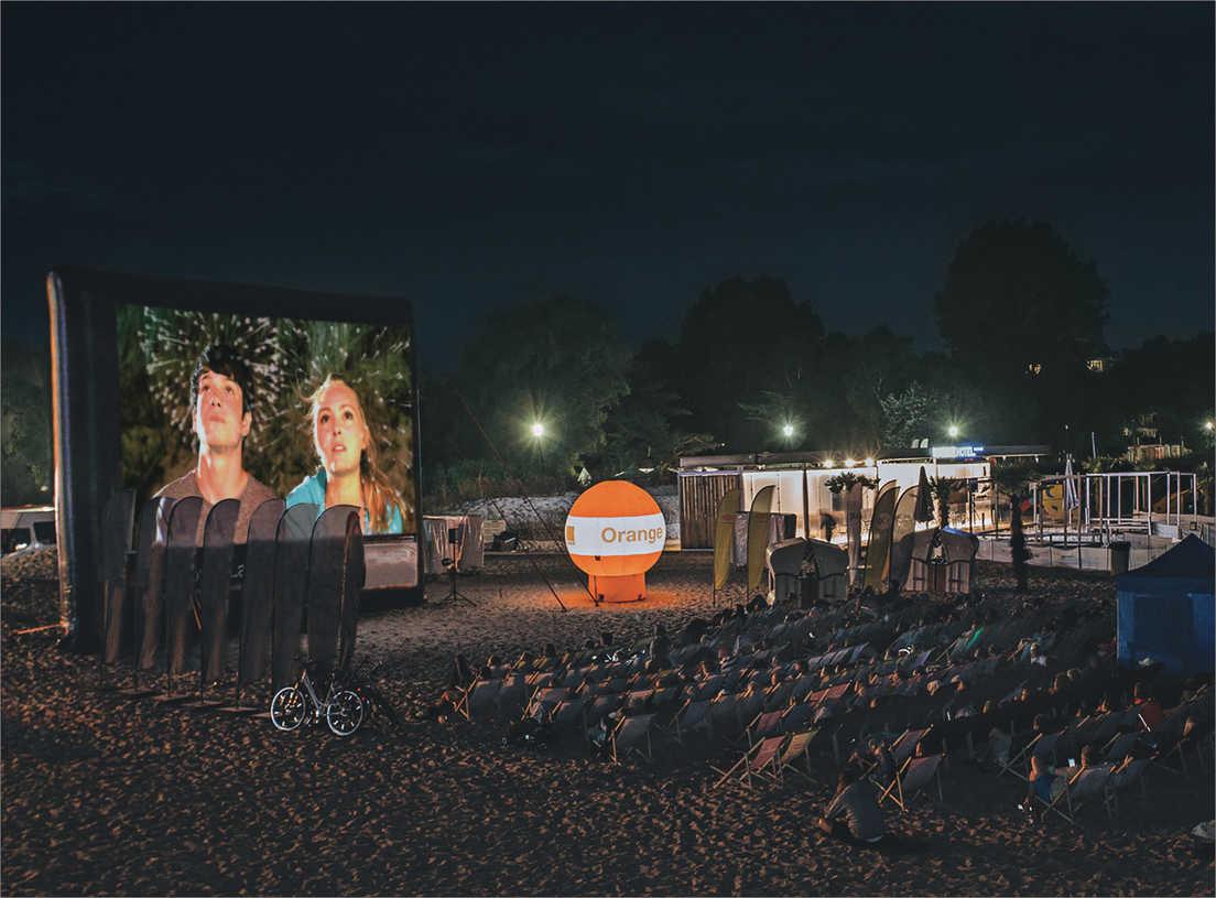 Filmowe Lato z Orange na kartę i Multikinem
