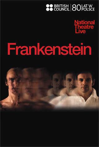National Theatre Live: Frankenstein - Benedict Cumberbatch jako Monstrum