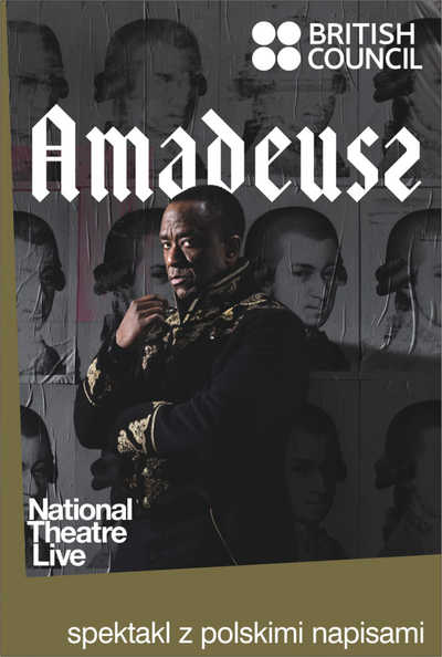 National Theatre Live: Amadeusz