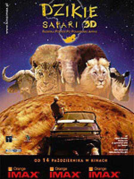 Dzikie safari 3D: Południowoafrykańska Przygoda