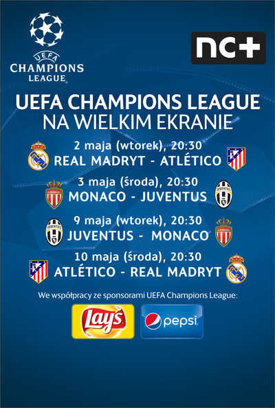 LM UEFA: Real Madryt - Atletico