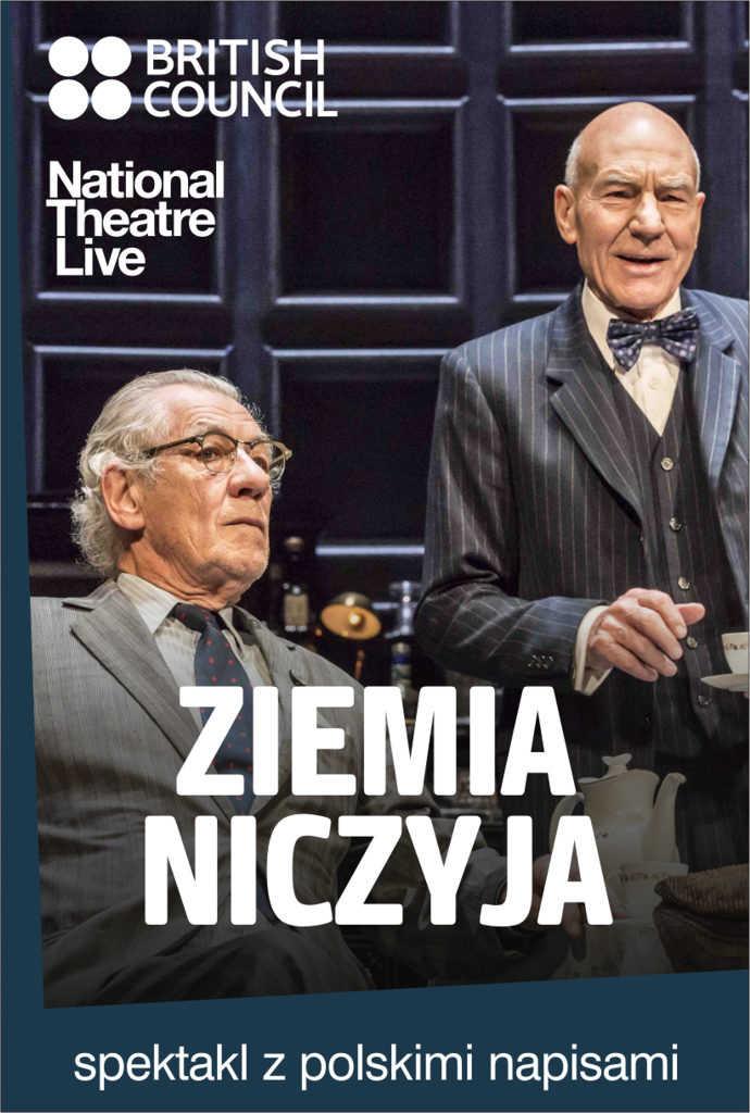 National Theatre Live: Ziemia niczyja