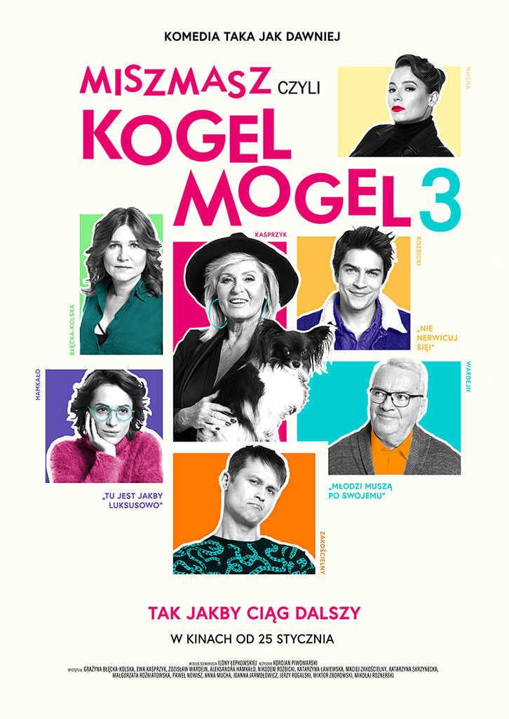 Miszmasz, czyli Kogel-mogel 3