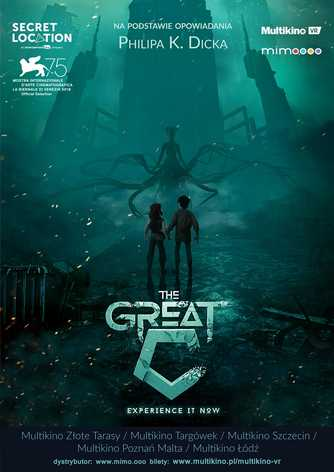 Multikino VR: The Great C