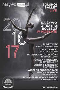 Balety z Teatru Bolszoj na wielkim ekranie