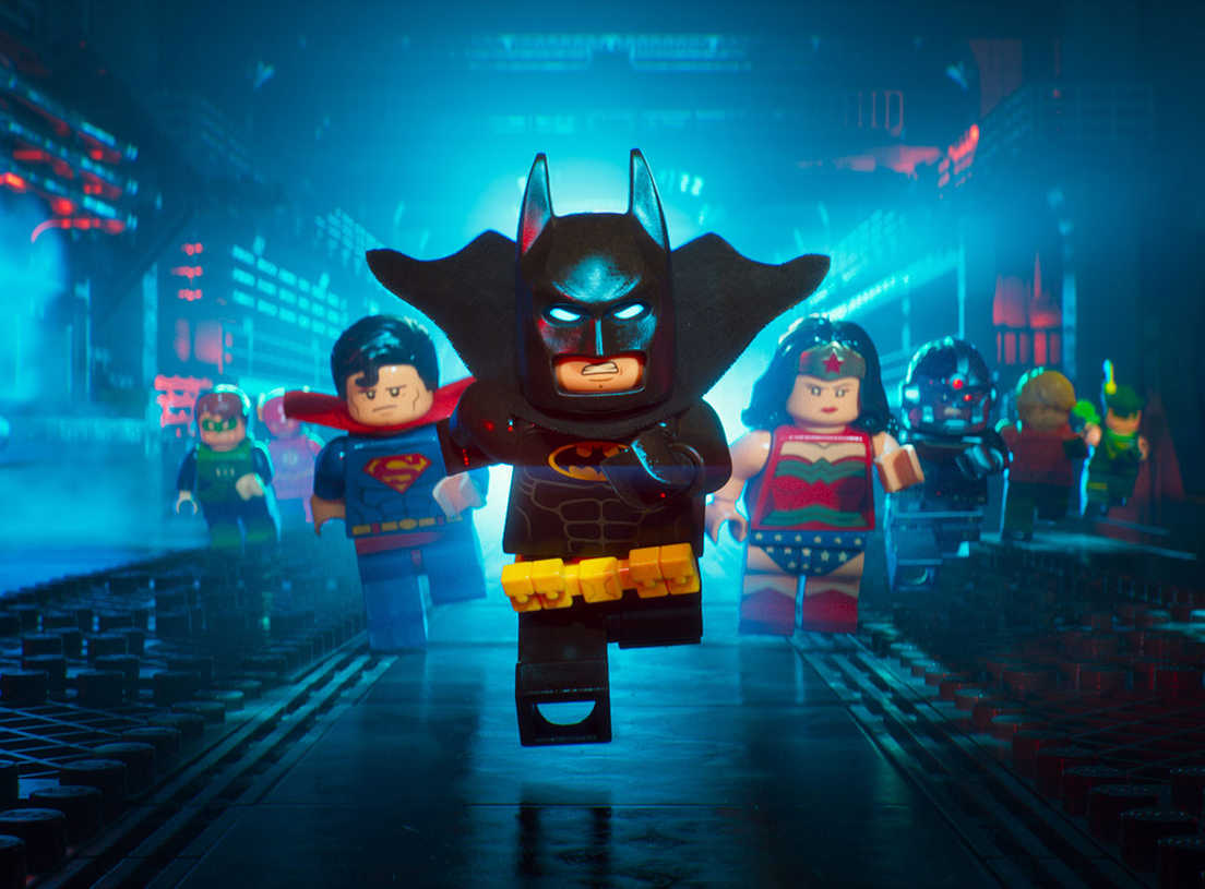 LEGO® BATMAN: FILM