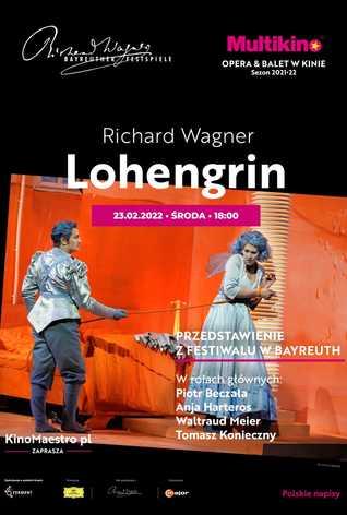 Lohengrin z Bayreuther Festspiele