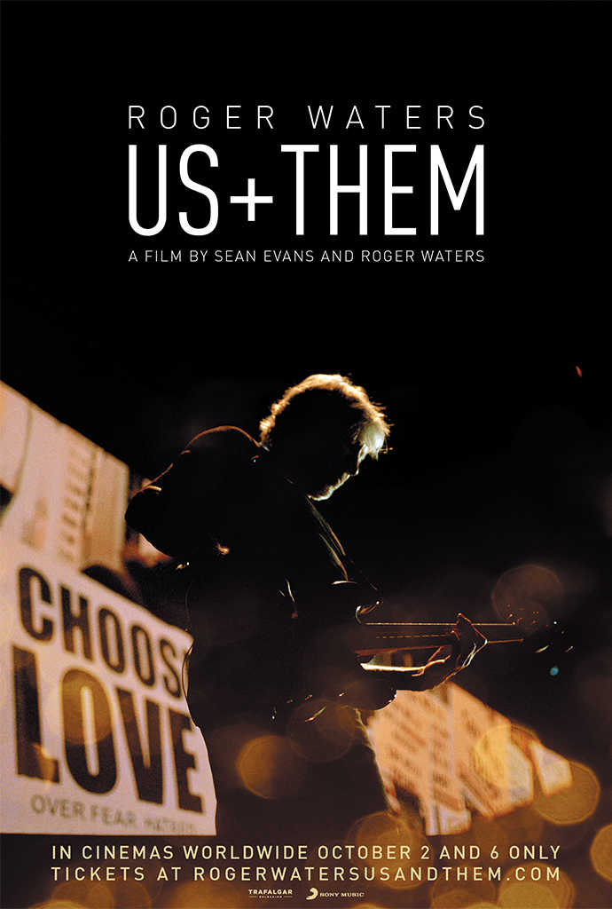 Roger Waters Us + Them