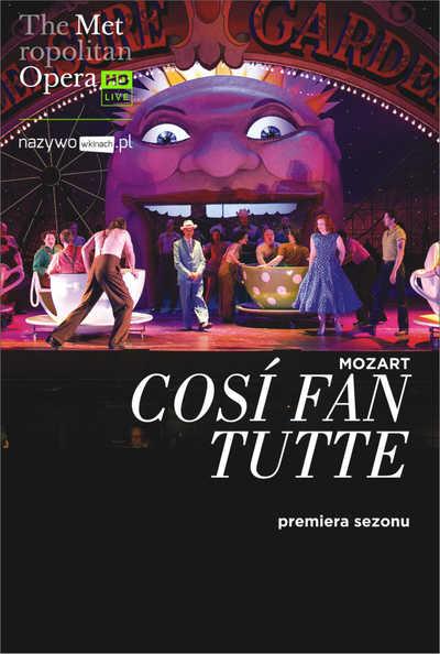 Met Opera: Cosi fan tutte