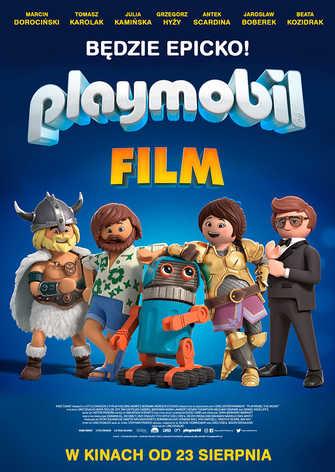 Playmobil. Film - Wakacyjne Kinoranki