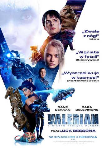 Valerian i miasto tysiąca planet