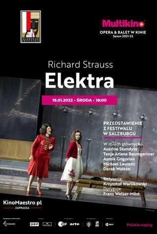Elektra z okazji 100-lecia istnienia Salzburger Festspiele