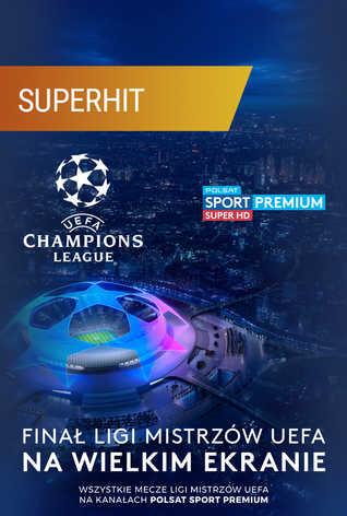 LIGA MISTRZÓW UEFA – FINAŁ: MANCHESTER CITY – CHELSEA
