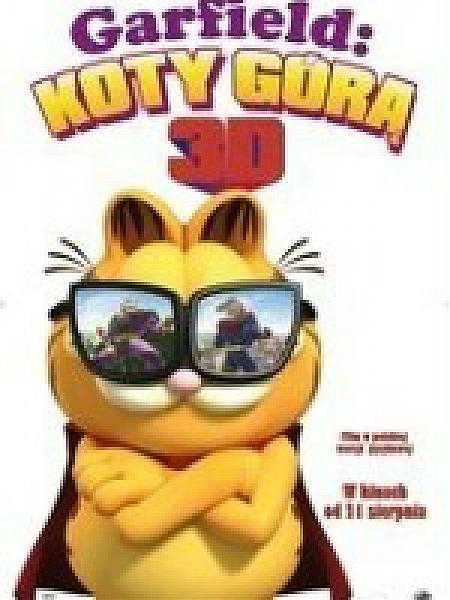 Garfield: koty górą 3D