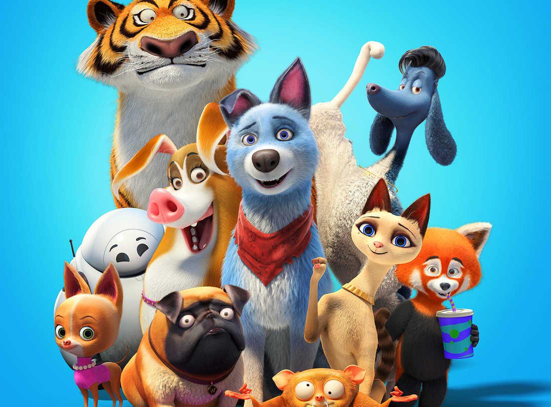 Gang zwierzaków