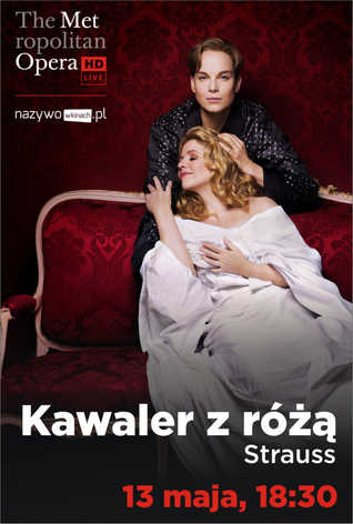 Met Opera: Kawaler z różą
