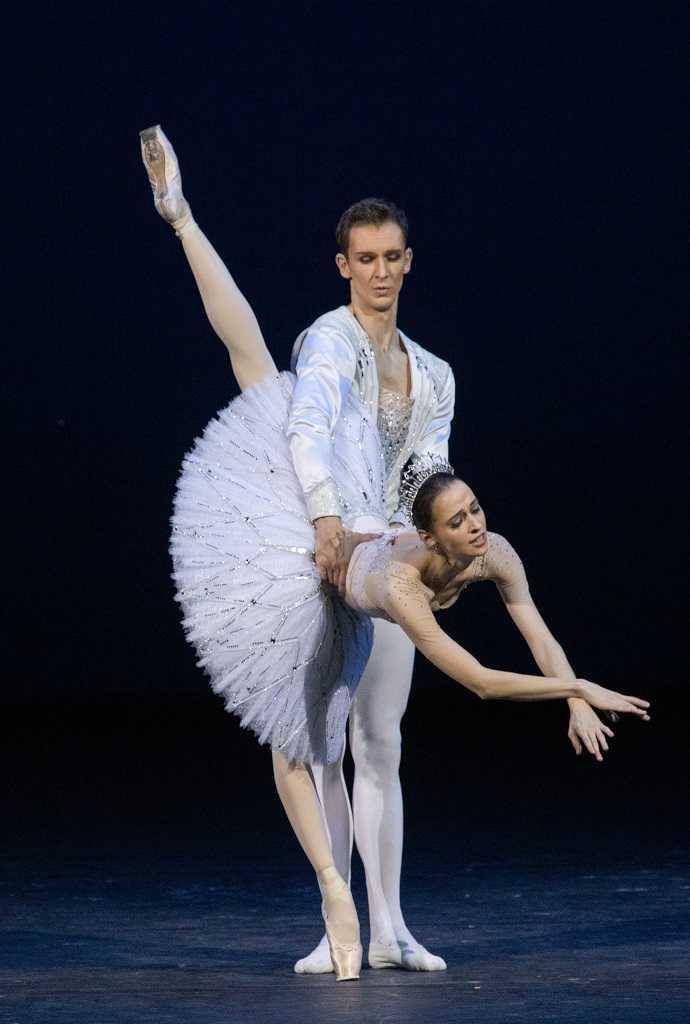 Balet Bolszoj: Klejnoty LIVE