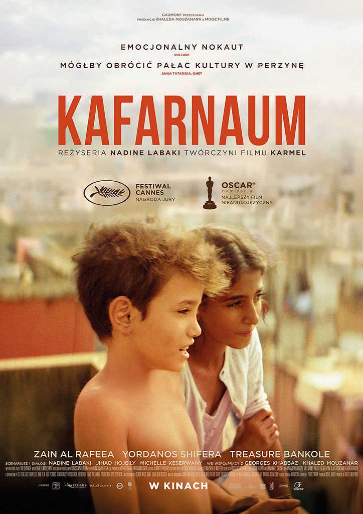 Mistrzowie kina Mastercard: Kafarnaum