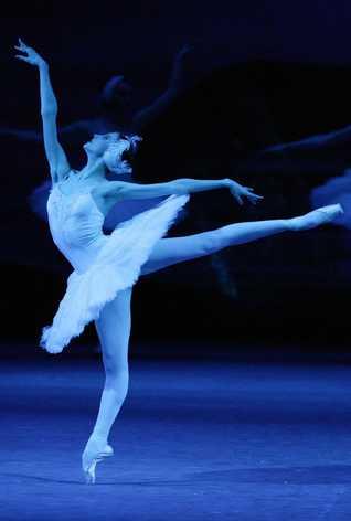 Balet Bolszoj: Jezioro Łabędzie LIVE