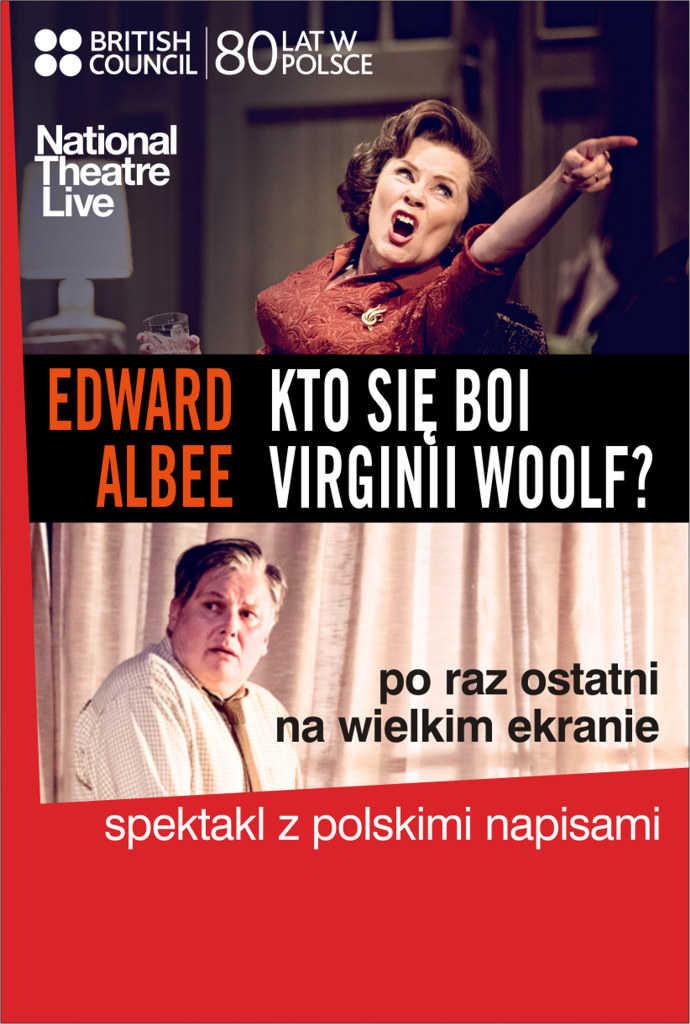 National Theatre Live: Kto się boi Virginii Woolf?