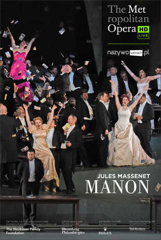 Met Opera: Manon LIVE