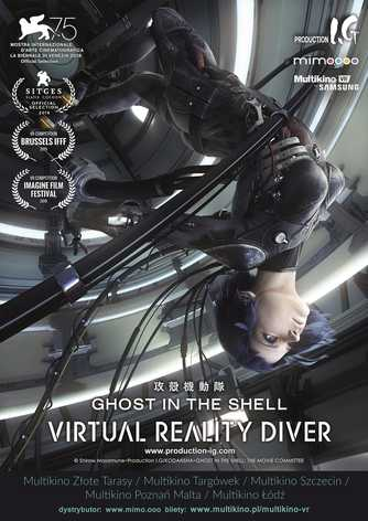 Multikino VR: Ghost in The Shell