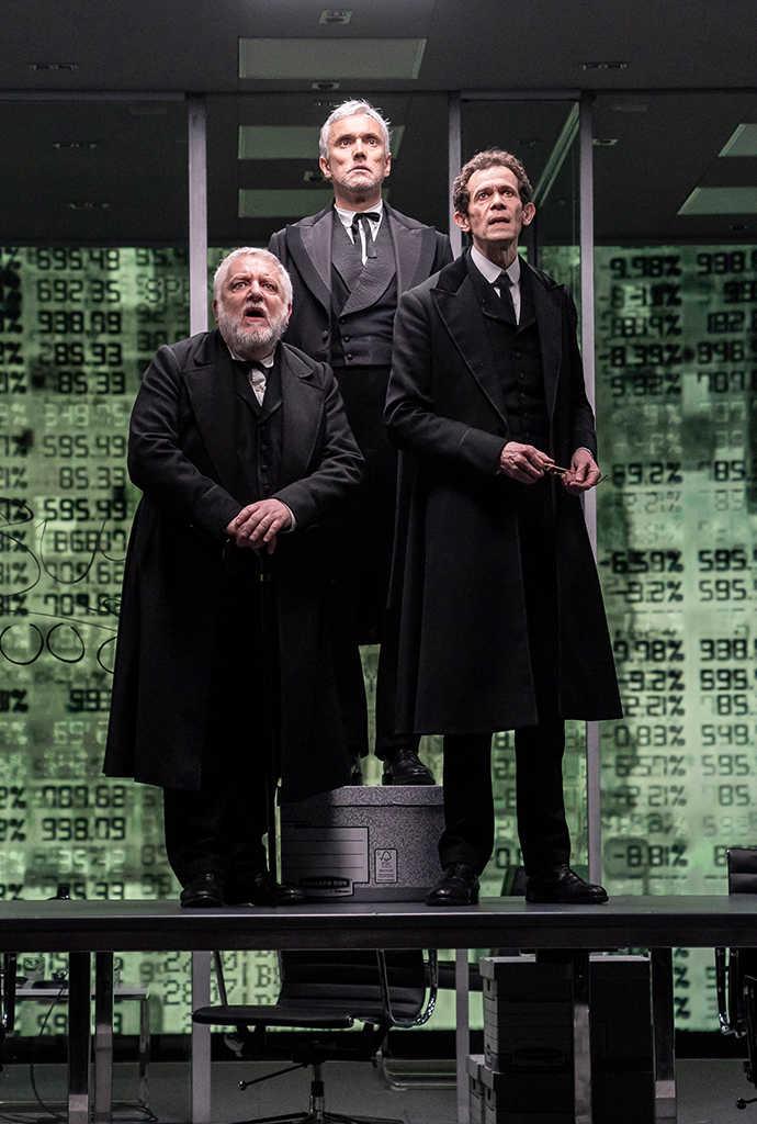 National Theatre Live: Bank Braci Lehman