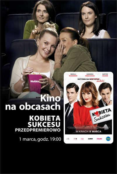 Kino na Obcasach: Kobieta sukcesu